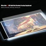 LED Tablette lumineuse Dessin légère Table lumineuse with Brightness Adjustable Lightbox pour Tattoo Sketch Architecture Calligraphie Craft de la marque UUCOLOR image 1 produit