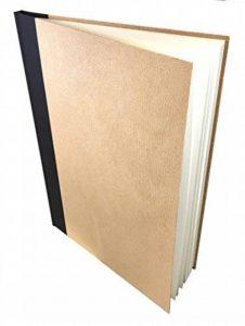 livre page blanche couverture rigide TOP 2 image 0 produit