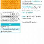 Loisirs Arts Papier arts-tunisian Crochet point Guide de la marque Leisure Arts image 3 produit