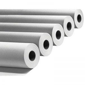 Lot 4 Rouleaux Papier Traceur 90gr/m2 610 x 50 mt pour plotter HP,ECAD de la marque convertingsrl.com image 0 produit