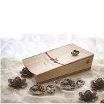Lot De 12 sacs-cadeaux de Noël Papier kraft Pochette Noël Cadeau Sac Noël 12 x 6 x 22 cm Mariage Anniversaire Fete de la marque MARFORT image 3 produit