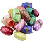 Lot de 18 Bobines de ruban bolduc Com-Four - différentes couleurs - 20m par bobine. de la marque com-four image 1 produit
