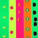 Lot de 24 Perforeuses à Papier pour les Loisirs créatifs - Perforatrices pour Loisirs sur Papier Fabrication de Cartes Scrapbook Matériel de Perforation Poinçons - Idéal pour Découper des Modèles de Fleurs Flocons de Neige Étoile Oiseaux de la marque Curt image 6 produit