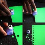 Lot de 24 Perforeuses à Papier pour les Loisirs créatifs - Perforatrices pour Loisirs sur Papier Fabrication de Cartes Scrapbook Matériel de Perforation Poinçons - Idéal pour Découper des Modèles de Fleurs Flocons de Neige Étoile Oiseaux de la marque Curt image 4 produit