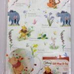 Lot de 6–2x 3designs disney Character feuilles de papier cadeau et étiquettes de la marque Disney image 2 produit