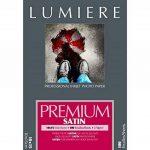 LUMIERE Papier Premium 270gr RC Semi-Brillant 10 x 15 cm - 100 feuilles de la marque Lumiere image 1 produit