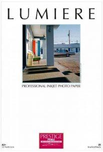 Lumière LUM3100270 Papier Photo Jet d'encre Blanc de la marque lumière image 0 produit