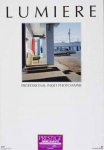 Lumière LUM3100366 Papier Photo Jet d'encre Blanc de la marque lumière image 0 produit