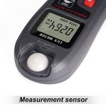 Luxmetre Numerique Testeur Pour Mesure Luminosite, Plage de 0.1 ~ 200,000 Lux ou 0.01 ~ 20,000 Fc de la marque GrandBeing image 1 produit