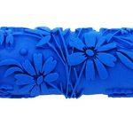 MagiDeal 5 '' Gaufré Peinture Rouleau De Peinture Manchon Mur Pochoir Brosse Fleur Motif Décor - # 5 de la marque MagiDeal image 3 produit