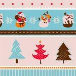 Maildor 211300C Rouleau de Papier Cadeau 50 x 0,70M Motif Renne et Père Noël de la marque Clairefontaine image 2 produit