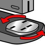 Maped Office 898011 Kit Agrafeuse Half Strip avec perforateur 20/25 feuilles Taupe de la marque MAPED OFFICE image 4 produit