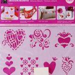 Marabu 027400008–-pochoirs Love A5, autocollant de la marque Marabu image 1 produit