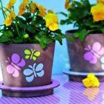 Marabu Pochoir de 027400006–Autocollant Papillons A5 de la marque Marabu image 3 produit