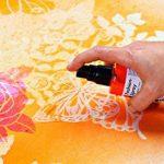 Marabu Pochoir pour peinture Motif étoile rayée 30 x 30cm de la marque Marabu image 1 produit