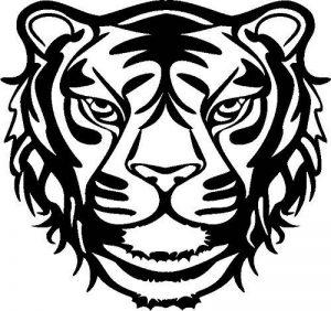 Marabu Pochoir Tigre 30 x 30 cm de la marque Marabu image 0 produit