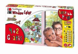"Marabu Window Color ""fun & fancy"", Set Farmer's World de la marque Marabu image 0 produit"