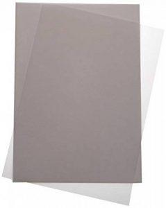 Marque: Pergamano Pergamano Lot de 10 feuilles de papier parchemin Blanc FormatA4 de la marque Marque: Pergamano image 0 produit