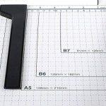 Massicot A4 30,5 cm Cisaille Personnelle 10 Feuilles, Blanc de la marque Meditool image 2 produit