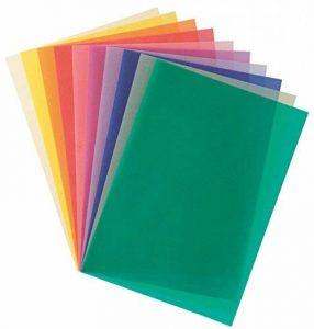 Max Bringmann KG 35360 Papier Calque Folia A4 115g/m2 Pochette Lot de 10 Transparent de la marque Max Bringmann image 0 produit