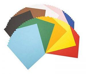 Max Bringmann Papier couleur A4 Lot de 100 feuilles Coloris divers (Import Allemagne) de la marque Max Bringmann image 0 produit