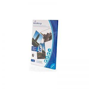 Mediarange MRINK109 Papier photo A3 50 feuilles 200 g/m² Brillant Blanc de la marque MediaRange image 0 produit