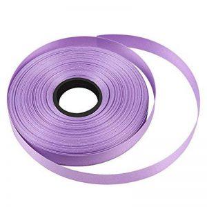 Meiwo 0.5inches visage ruban gros-grain solide - rouleau de ruban de curling ondulé - plusieurs couleurs ruban ballon - rubans d'emballage cadeau - 32 verges de la marque Meiwo image 0 produit