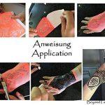 Micro Alimentation Tattoo Patrons pour le corps peints facilement et réutilisable mes05Attrape-rêves de la marque Beyond Paradise image 2 produit
