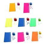 Mini perforateurs papier Begrit - Ensemble de 15 perforateurs de 2,5 cm - Motifs en forme de cœur, de papillon ou de fleur - Pour la création de cartes de vœux de la marque BeGrit image 3 produit