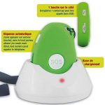 Mobiho-Essentiel le BASIC SYMPA 2 Vert - téléphone portable mobile senior. Adapté pour les solutions qui demande la plus grande simplification possible. DEBLOQUE TOUT OPERATEUR de la marque Mobiho image 3 produit