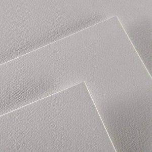 Montval Papier aquarelle à grain fin 300g, Canson 50x 65cm, 6+ 4 de la marque Montval image 0 produit