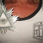 Movie fx Papier Transfert Tatouage Decalcomanie - Décalco Tattoo 5 A4 de la marque Mr Decal Paper image 5 produit