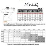 Mr.LQ T-Shirt Manches Courtes Mens Polyester 3D Impression Octopus Tentacules Mode Été Confortable de la marque Mr.LQ image 4 produit