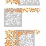 Mysuru indien Pochoir–Meubles Mur Sol Pochoir pour peindre–Meubles Grande de la marque Dizzy Duck Designs image 2 produit