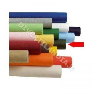Nappes en papier damassé, vert uni de la marque Lucart image 0 produit