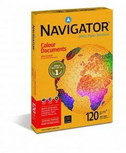 Navigator COP120CA Papier spécial copieur DIN A4, 120 g/m2 250 feuilles de la marque Unipapel image 0 produit