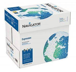 Navigator Expression - Ramette de 2500 feuilles de papier pour imprimante/photocopieuse 90 g/m² A4 de la marque Antalis image 0 produit