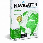 Navigator Universal - Papier universel 80 g/m², format A4, 500 feuilles, blanc de la marque NAVIGATOR image 2 produit