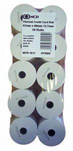 NCR pour imprimante thermique 57x 60mm (Lot de 10) de la marque NCR image 0 produit