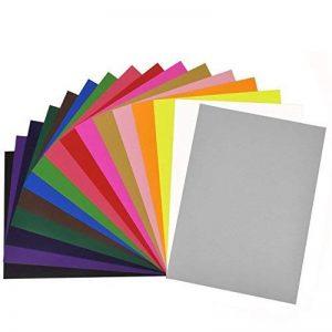 Newcomdigi Lot de 16 Papier de Transfert pour Tissu Papier Transfert Tee Shirt A4 de la marque Newcomdigi image 0 produit