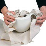 Nips 118725201 Pack de 250 feuilles de papier d'emballage 50 x 75 cm (Gris) (Import Allemagne) de la marque Nips image 1 produit