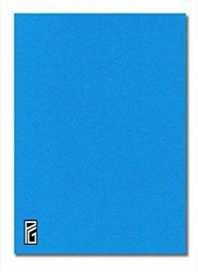 Noir carte papier 210g/m² Idéal pour travaux manuels Lot de 50–Taille A4A3A2A1, noir, A2 de la marque UVP image 0 produit