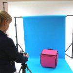 Noir Studio photo Fond papier, 2.72m de large (9') x 11m de long (36'), 180g/m² Fond. Offre spéciale–4pour le prix de 3 de la marque Creativity Backgrounds 9' Wide image 3 produit