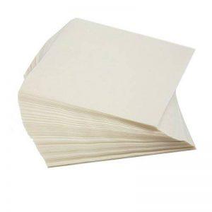 Norpro Lot de 250 papiers cirés carrés Blanc de la marque Norpro image 0 produit