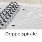 Notizio Cahier à Spirales Papier Ligné Innovation Lignes Blanches - A4-160 Pages (7012) de la marque Notizio image 4 produit