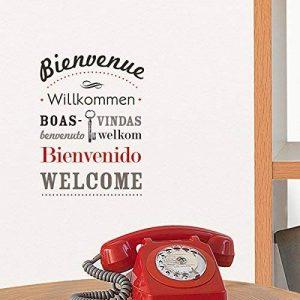 NOUVELLES IMAGES Stickers Tansfert Messages Bienvenue de la marque NOUVELLES IMAGES image 0 produit
