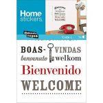 NOUVELLES IMAGES Stickers Tansfert Messages Bienvenue de la marque NOUVELLES IMAGES image 1 produit