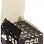 OCB Filtres en Carton Perforés (Lot de 25) de la marque OCB image 1 produit