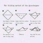 Ofoen Origami, 144Feuilles de papier craft pliante Origami Lavage pliable papier, 15x 15cm de la marque ofoen image 4 produit
