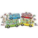Orchard Toys Little Bus Lotto Mini/Jeu de Voyage de la marque Orchard Toys image 1 produit